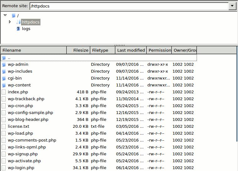 Cloud Hosting/Upload Content - XMission Wiki